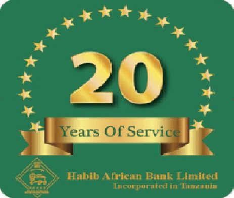 20 years of Services
